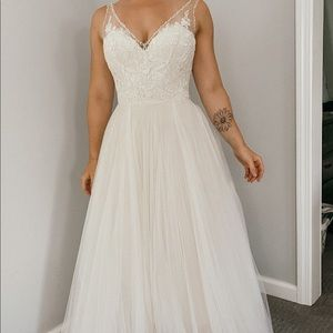 BHLDN Cassia Wedding Gown